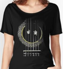 GUITAR SHIRT GUITAR PRISONER Women's Relaxed Fit T-Shirt