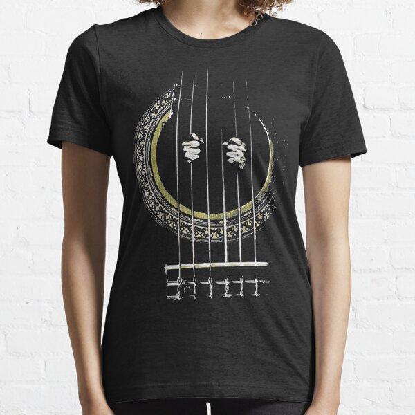 GUITAR SHIRT GUITAR PRISONER Essential T-Shirt