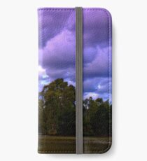 stormy weather iPhone Wallet/Case/Skin