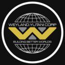 Weyland Yutani Logo by Colin Wilson