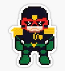 Justice Sticker