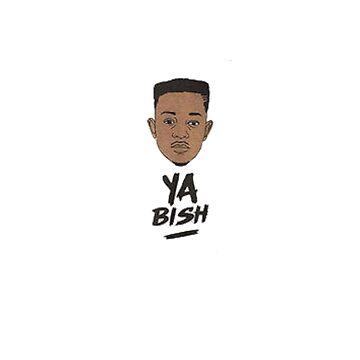kendrick lamar - ya bish bitch by styleforever