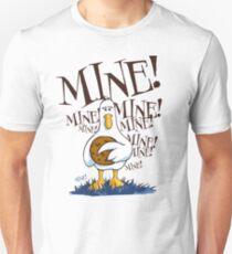 Seagull vs Cookie Unisex T-Shirt