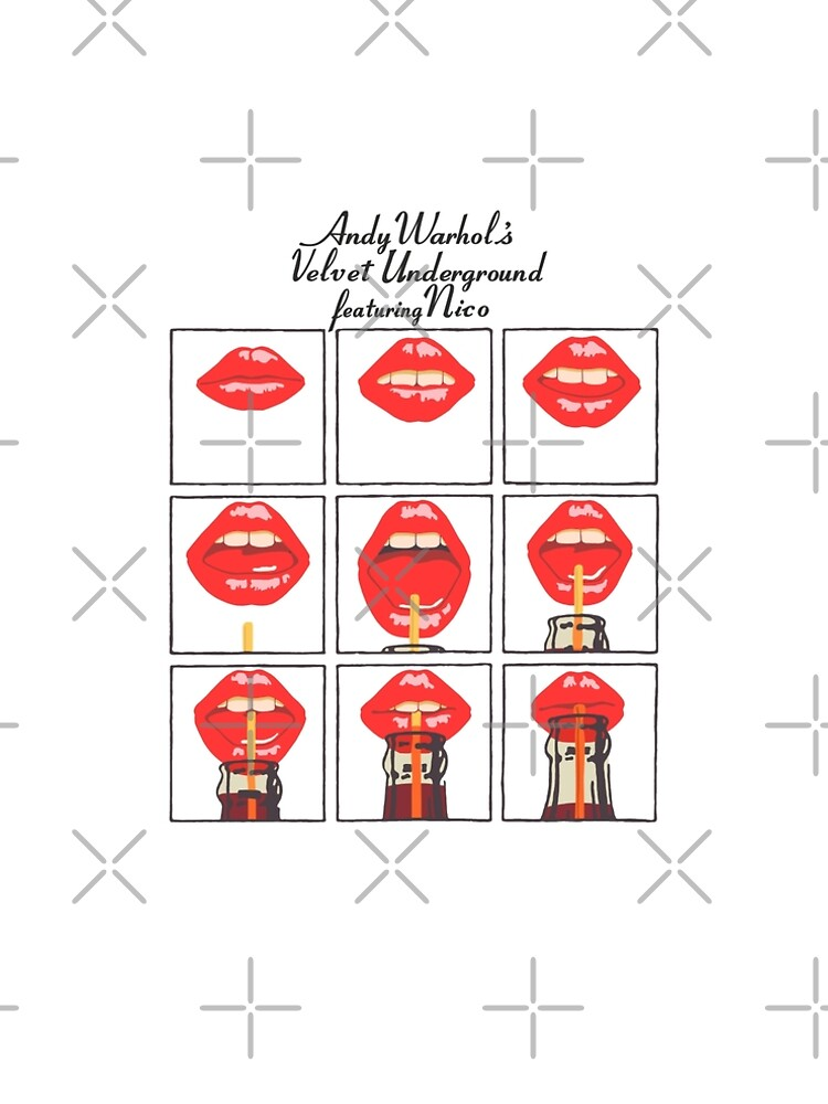 Andy Warhol's Velvet Underground featuring Nico by RatRock