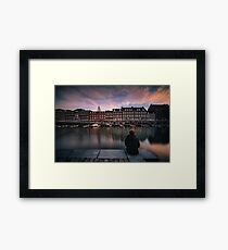 Lumiere  Framed Print