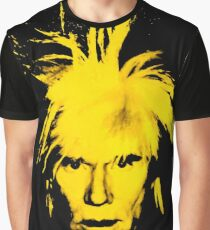 Andy Warhol Graphic T-Shirt