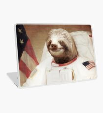 Sloth Astronaut Laptop Skin