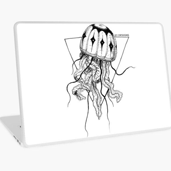 Jelly Fish Laptop Skin