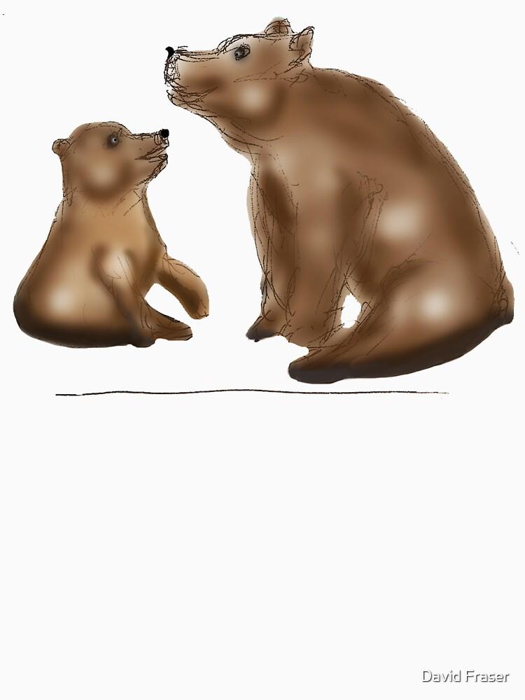 Bears by davidfraser