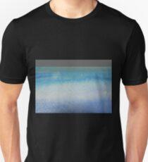 Blue Watercolor  T-Shirt