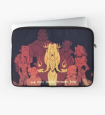 Passed Through Fire Laptop Sleeve