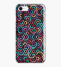 Seamless Colorful Geometric Pattern XXIII iPhone Case/Skin