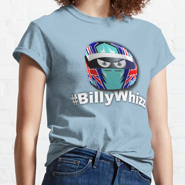 BILLY WHIZZ Classic T-Shirt