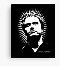 Mike Patton Lord and Savior Canvas Print