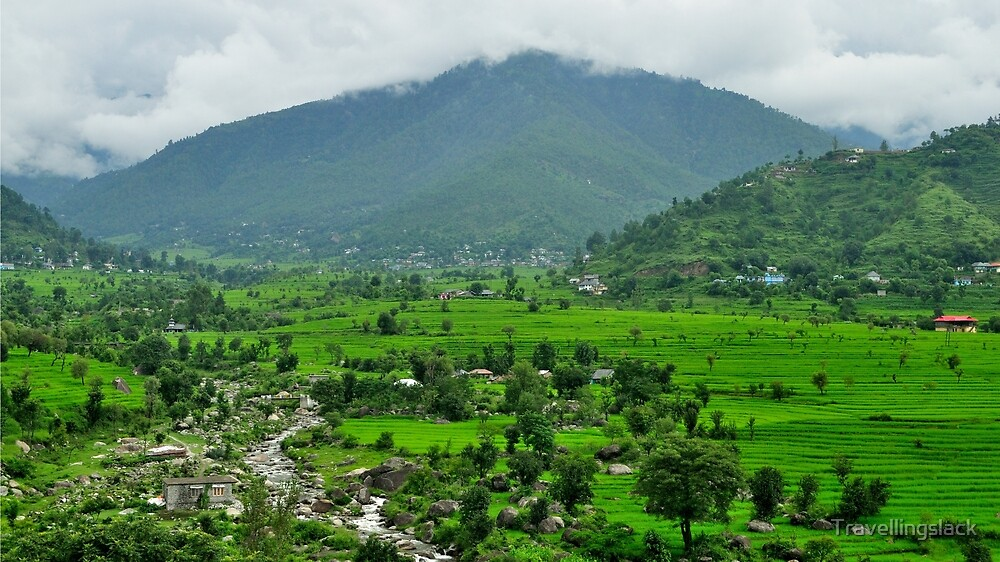 Karsong Valley by Travellingslack
