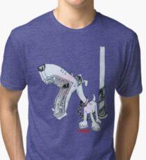 Leashed Tri-blend T-Shirt