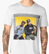 Desus & Mero GQ Men's Premium T-Shirt