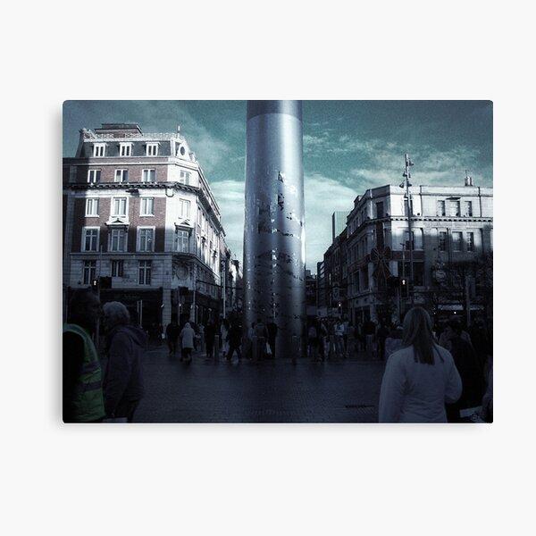 O'Connell Street Dublin Canvas Print