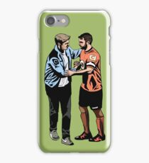 Once Upon A Smile - The Bro Hug iPhone Case/Skin