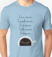Gilmore Girls: A Year in the Life Unisex T-Shirt