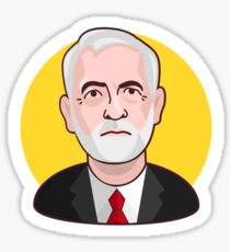 Jeremy Corbyn - The Labour Party Sticker