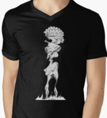 Alien Blow Up Doll  Mens V-Neck T-Shirt
