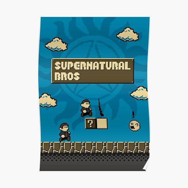 Supernatural Bros. Poster