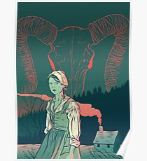 The VVitch Poster