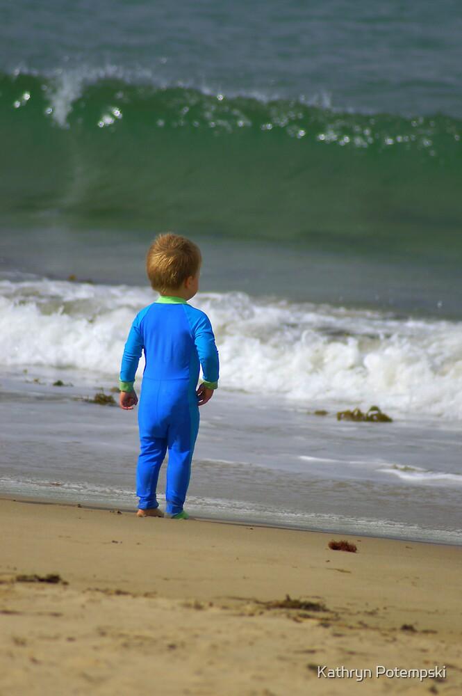 Little Boy Blue by Kathryn Potempski