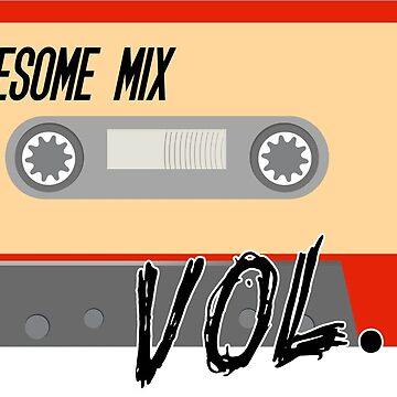 Awesome Mix Vol. 2 by victorkyoku