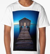 Crawley Boat Shed Long T-Shirt