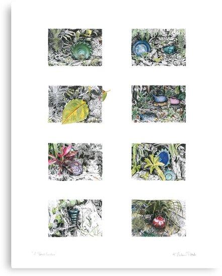 A Potter's Garden by Kerryn Madsen-Pietsch