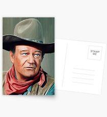 John Wayne Postcards