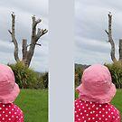 Baby & the Bird Tree by KazM