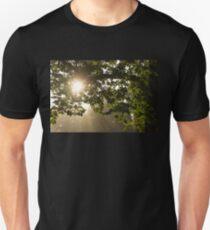 Hot Golden Mists of Summer Unisex T-Shirt