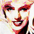 Marylin Monroe 2 by James Shepherd