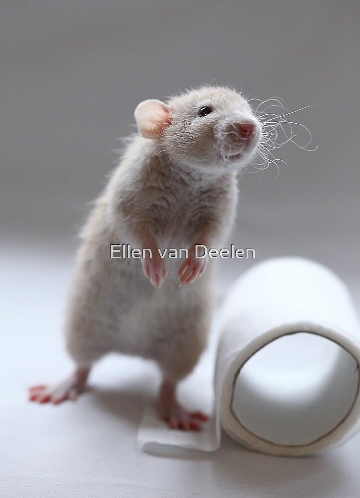 I really need to go..... by Ellen van Deelen