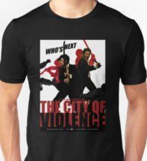 City of Violence Unisex T-Shirt