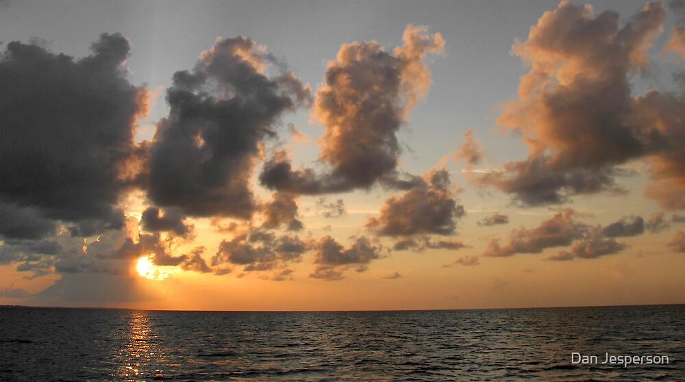 Bahamian Sun by Dan Jesperson