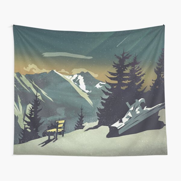 Pause Tapestry