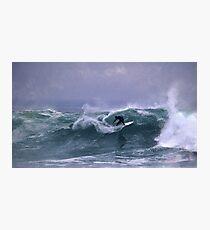 Bells Beach Surfer Photographic Print