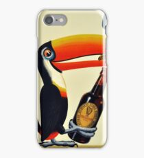 Guinness Vintage Beer Ad iPhone Case/Skin