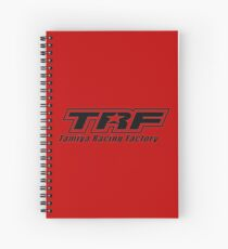 TRF Spiral Notebook
