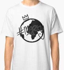 #MERKY GLOBE - STORMZY WHITE Classic T-Shirt