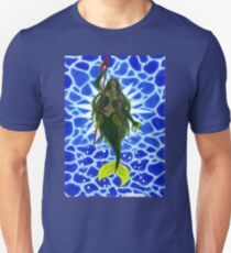 No es la típica sirenita Unisex T-Shirt