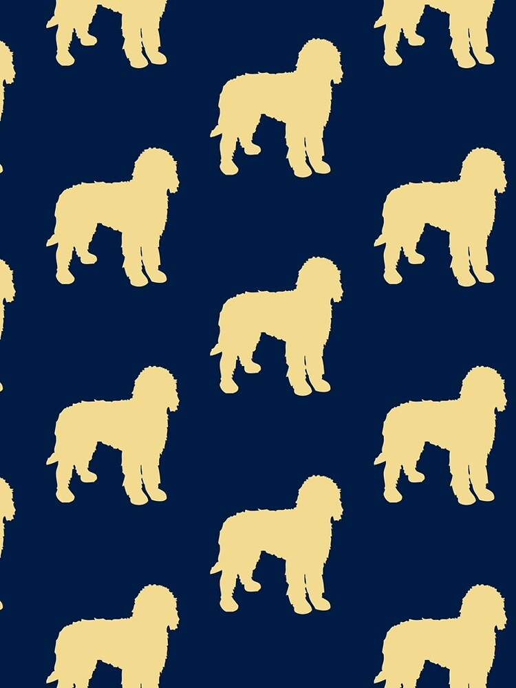 Golden Doodle Silhouette by emrdesigns