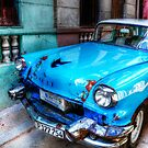 Cuba Havana Old American Car by Paul Thompson Photography