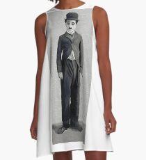 Charlie Chaplin 2 A-Line Dress