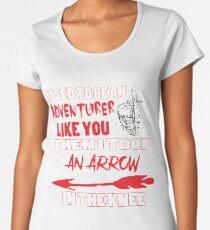 An Arrow In The Knee Women's Premium T-Shirt