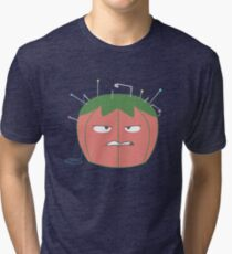 Pincushion Problems Tri-blend T-Shirt